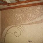 Жидкие обои - декоративная шелковая штукатурка Silk Plaster в интерьере